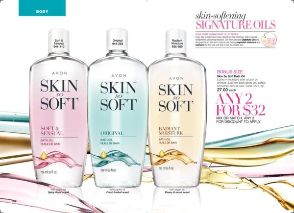 Beautifulvalue My Favorite Avon Products Page 2